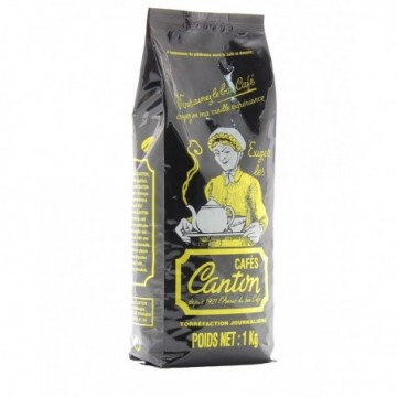 Café grains OR (80% Arabica...