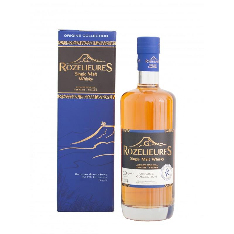Whisky de Lorraine rare collection