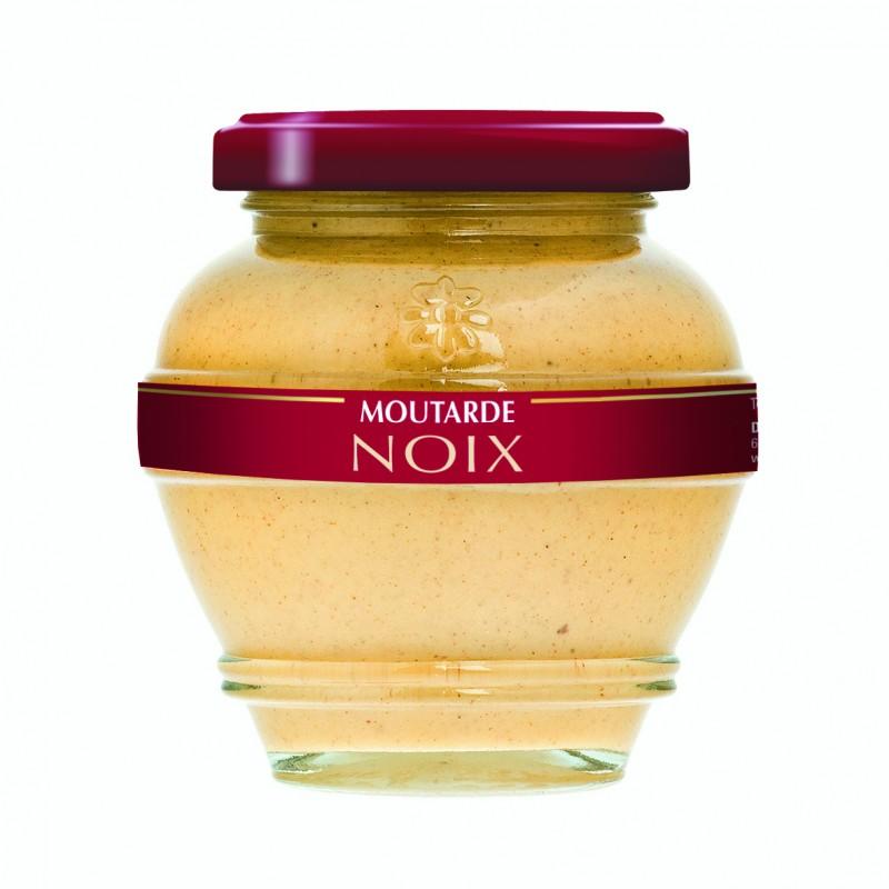 Moutarde d'Alsace aux noix