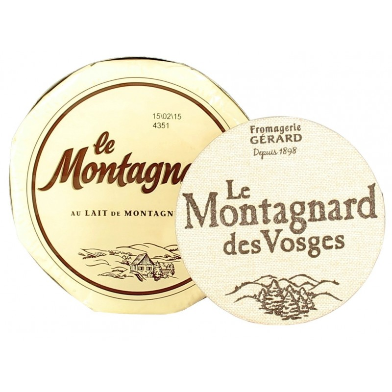 Fromage le Montagnard