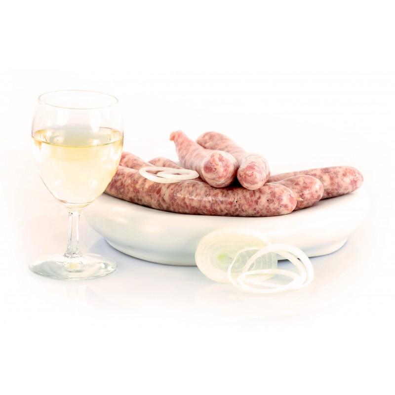 Chipolatas Oignon Vin Blanc