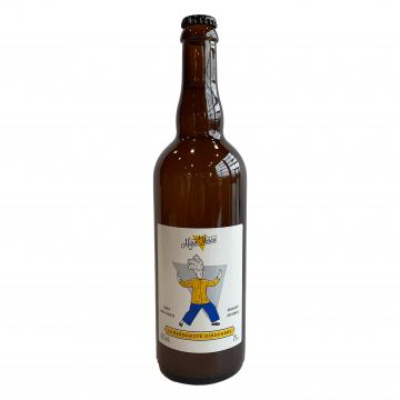 Bière artisanale...